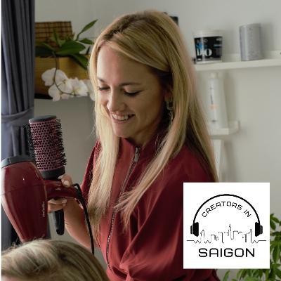 Jana Van Beek, Entrepreneur & Professional Hair Stylist on Preserving Your Energy