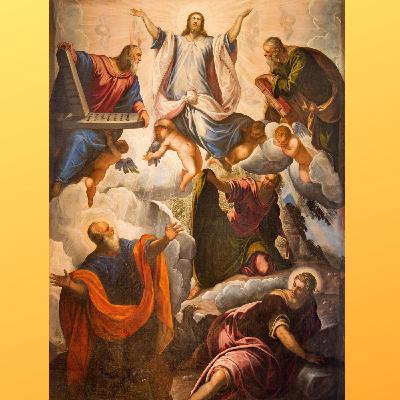 The Transfiguration  The Fourth Luminous Mystery