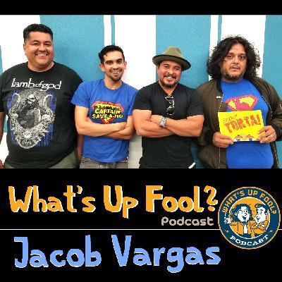 Ep 255 - Jacob Vargas