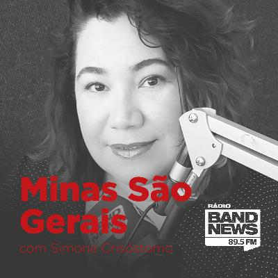 Minas Gerais uma das 10 regiões mais acolhedoras do mundo - Minas são gerais, com Simone Crisóstomo