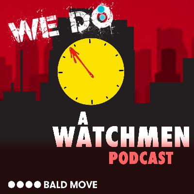 Watchmen Preview and Announcement