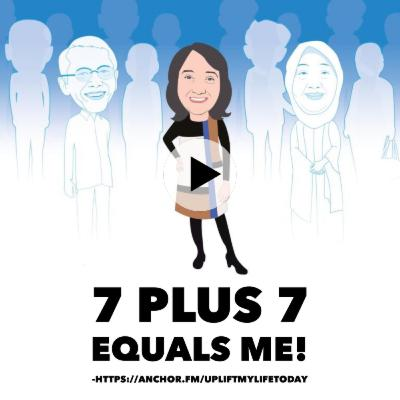 #24 - 7 plus 7 equals ME! - Systemic Healing - Rachelle Furer (Part 1 out of 3)