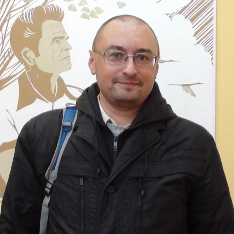 Николай Пономарев. Точка бифуркации