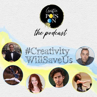 #CreativityWillSaveUs Series - Episode 3
