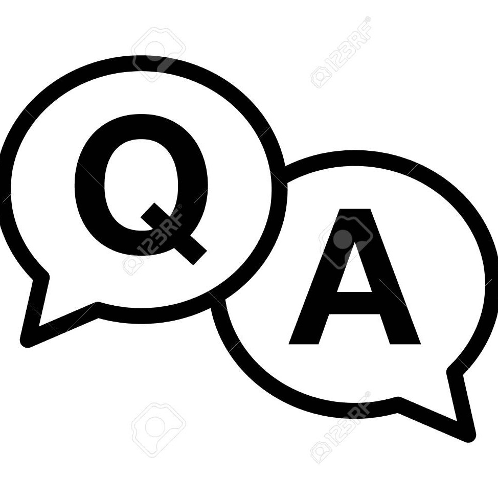 Frågor och Svar (med bättre ljud)