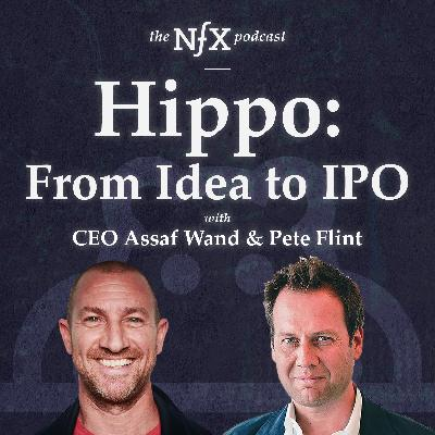 Hippo: From Idea to SPAC with CEO Assaf Wand & Pete Flint