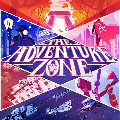 The Adventure Zone: Amnesty Halloween Special!
