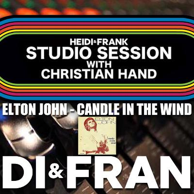 HF Studio Session With Christian James Hand 03/22/21
