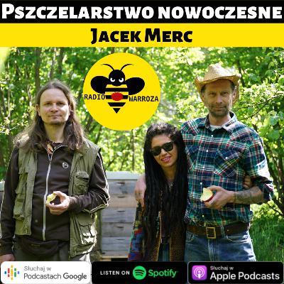 Pszczelarstwo nowoczesne - Jacek Merc - 1/2