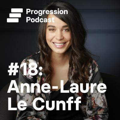 #18 Anne-Laure Le Cunff on mindfulness, burnout, writing every day and building a business