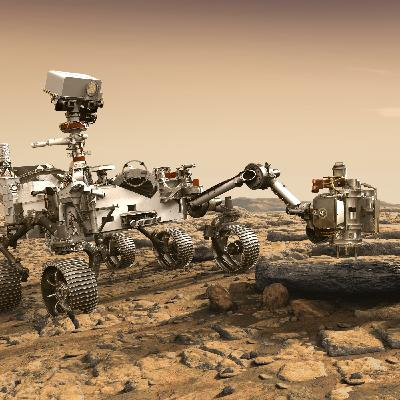 Life on Mars: Joining the Quest with Penny Boston and Jim Green