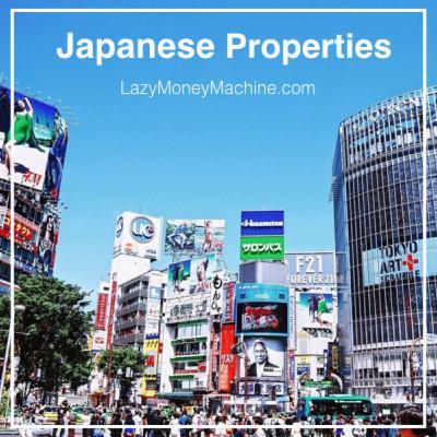 50: Japanese Property Market