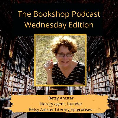 Mandy Jackson-Beverly Chats With Literary Agent Betsy Amster