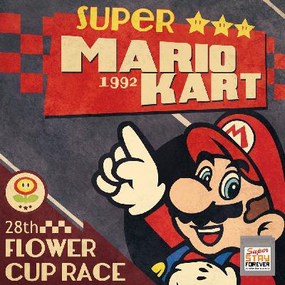 Super Mario Kart (SSF 29)