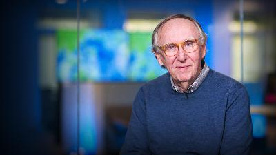 How a geospatial nervous system could help us design a better future | Jack Dangermond