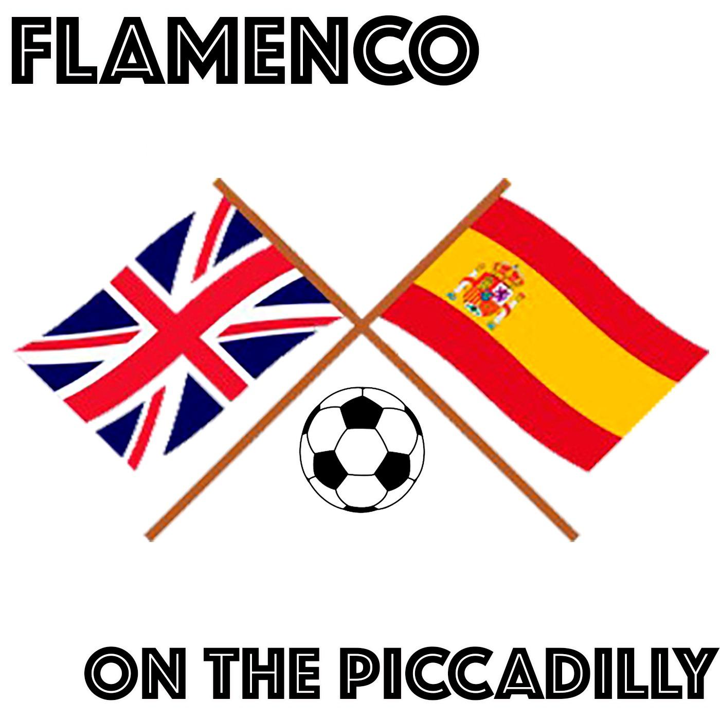 Фламенко на Пикадилли