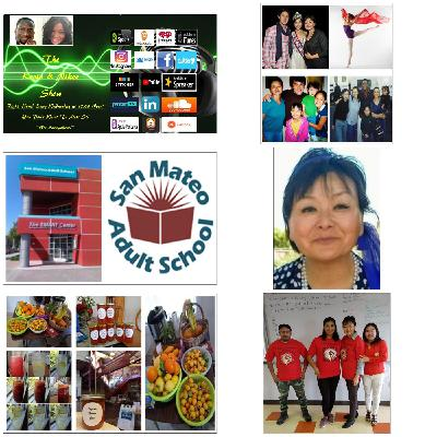 The Kevin & Nikee Show - Celebrating Women - Mary Wang - Teacher, Educator, Writer, Mentor, Professional Foodie and Traveler