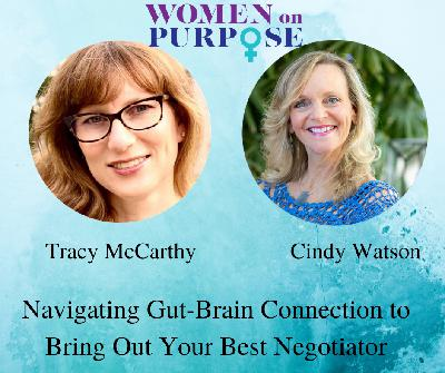 032: Navigating gut-brain connection to bring out your best negotiator