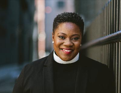 Clutching onto Faith in the Wilderness Moments: Rev. Naomi Washington-Leapheart