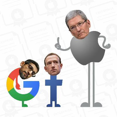 "Apple ""Shut Down"" Facebook / Google, FaceTime Fear, Nintendo iOS Plans"