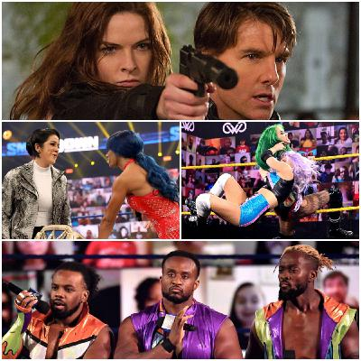 Ep 137 - Rut of Excellence (SmackDown, NXT & Mission: Impossible - Rogue Nation Recap)