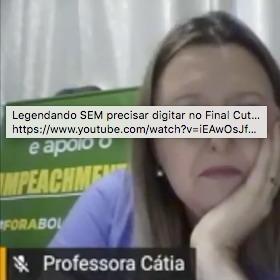 Rádio Camélia/NESEF/UFPR/APP-Independente - Militarização das escolas - Cátia Ronsoni Castro