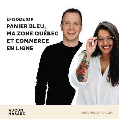 039 – Panier bleu et commerce électronique