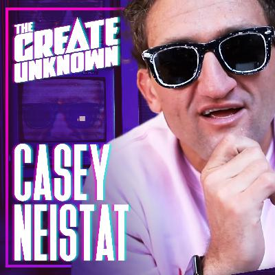 Casey Neistat enters The Create Unknown