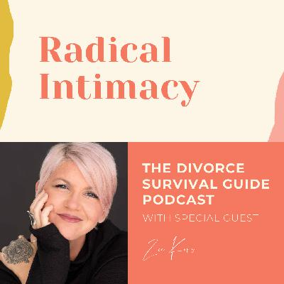 Radical Intimacy with Zoë Kors