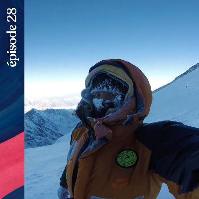 #28 — S.O.S au-delà de 8 000 mètres, avec Elisabeth Revol
