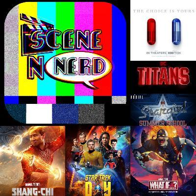 SNN: Shang-Chi, Zombies and More