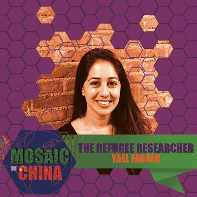 The Refugee Researcher (Yael Farjun, CEO, ChinaClickGo)