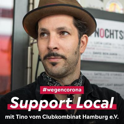 Support Local: Über 100 Musikclubs im SOS Modus: Das Clubkombinat HH erzählt, wie die aktuelle Lage ist #wegencorona