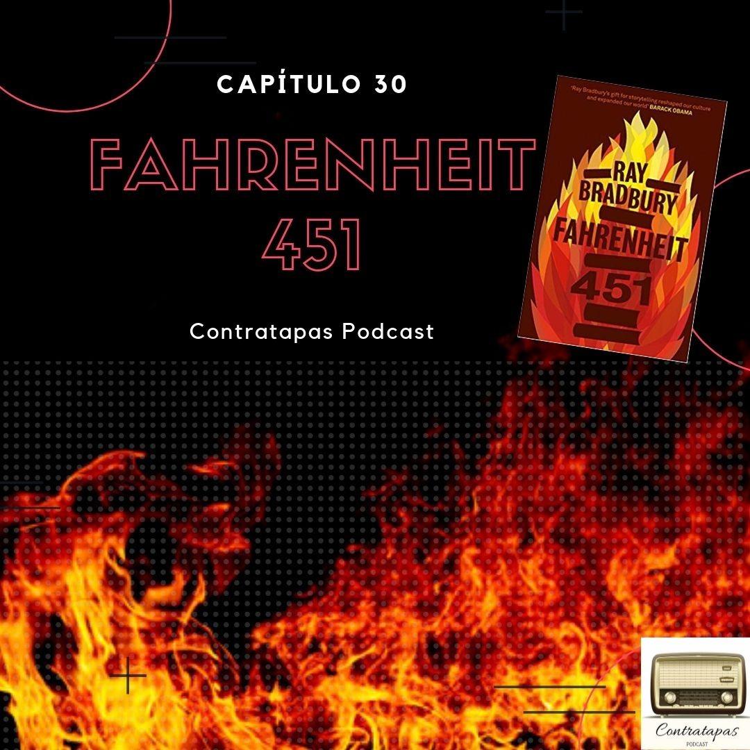30. Fahrenheit 451 · Distopías