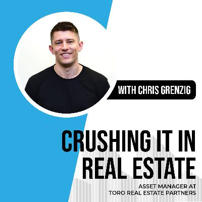 58. D1 Athlete to Managing 4,000 units with $300 Million AUM - Chris Grenzig