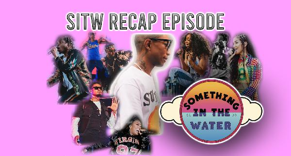 #BGNPodcast Extra - Something In The Water Festival RECAP