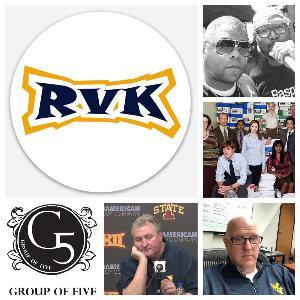 Ep.91-The Office, Antonik, G5 Royal Rumble, WVU Football Update