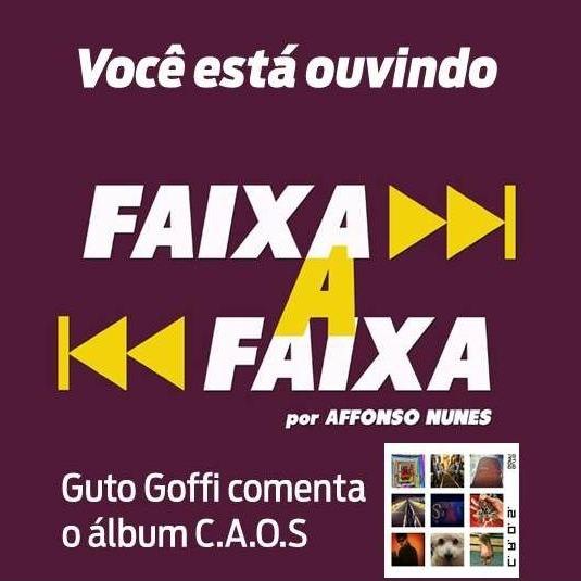 Guto Goffi apresenta C.A.O.S.