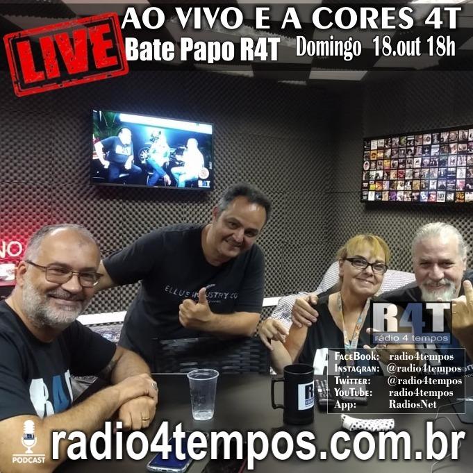 Rádio 4 Tempos - AVAC - Ao Vivo e A cores 74:Rádio 4 Tempos