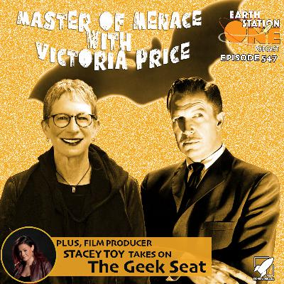 The Earth Station One Podcast – Master of Menace with Victoria Price