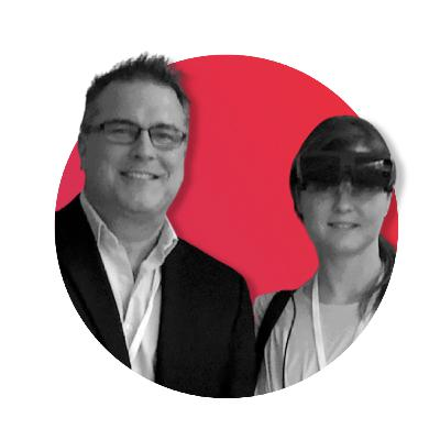 Seeing the Future - Brian Mech and Yvonne Felix of eSight