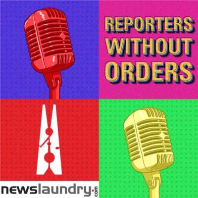 Reporters Without Orders Ep 159: Chandni Chowk's demolished temple and Sajid Khan's case