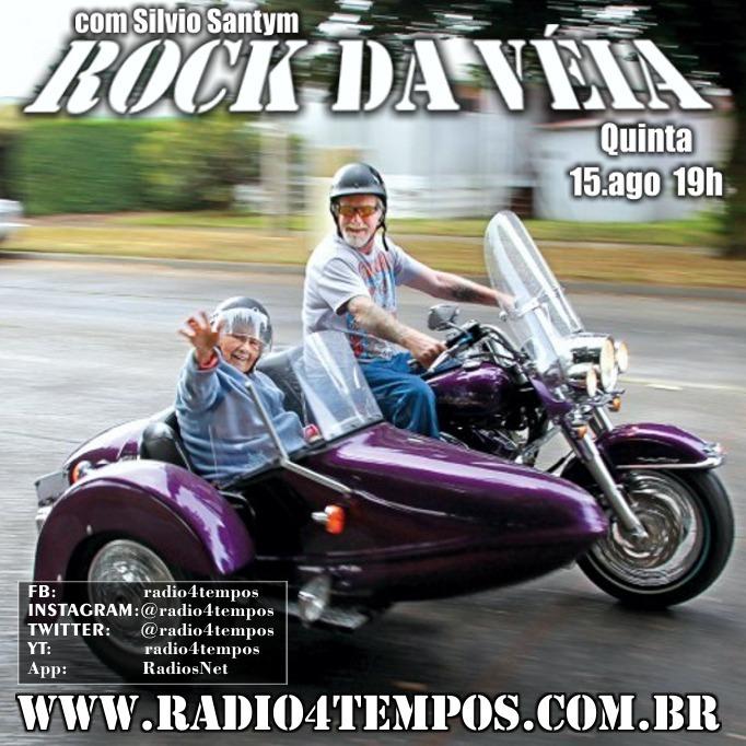 Rádio 4 Tempos - Rock da Véia 66:Rádio 4 Tempos