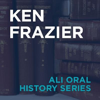 ALI Oral History Series: Ken Frazier