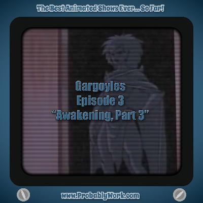 Gargoyles (1994), S01E03