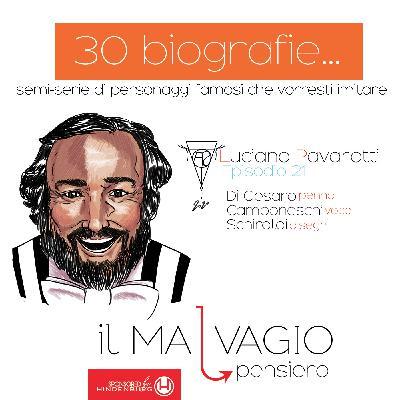 21 - Luciano Pavarotti: voce inconfondibile della musica