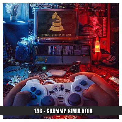 Doublecast 143 - Grammy Simulator