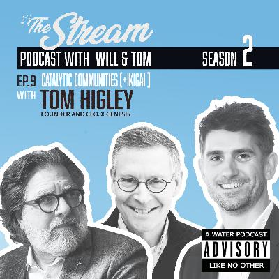 Ep 9: Solving wicked problems with catalytic communities with Tom Higley