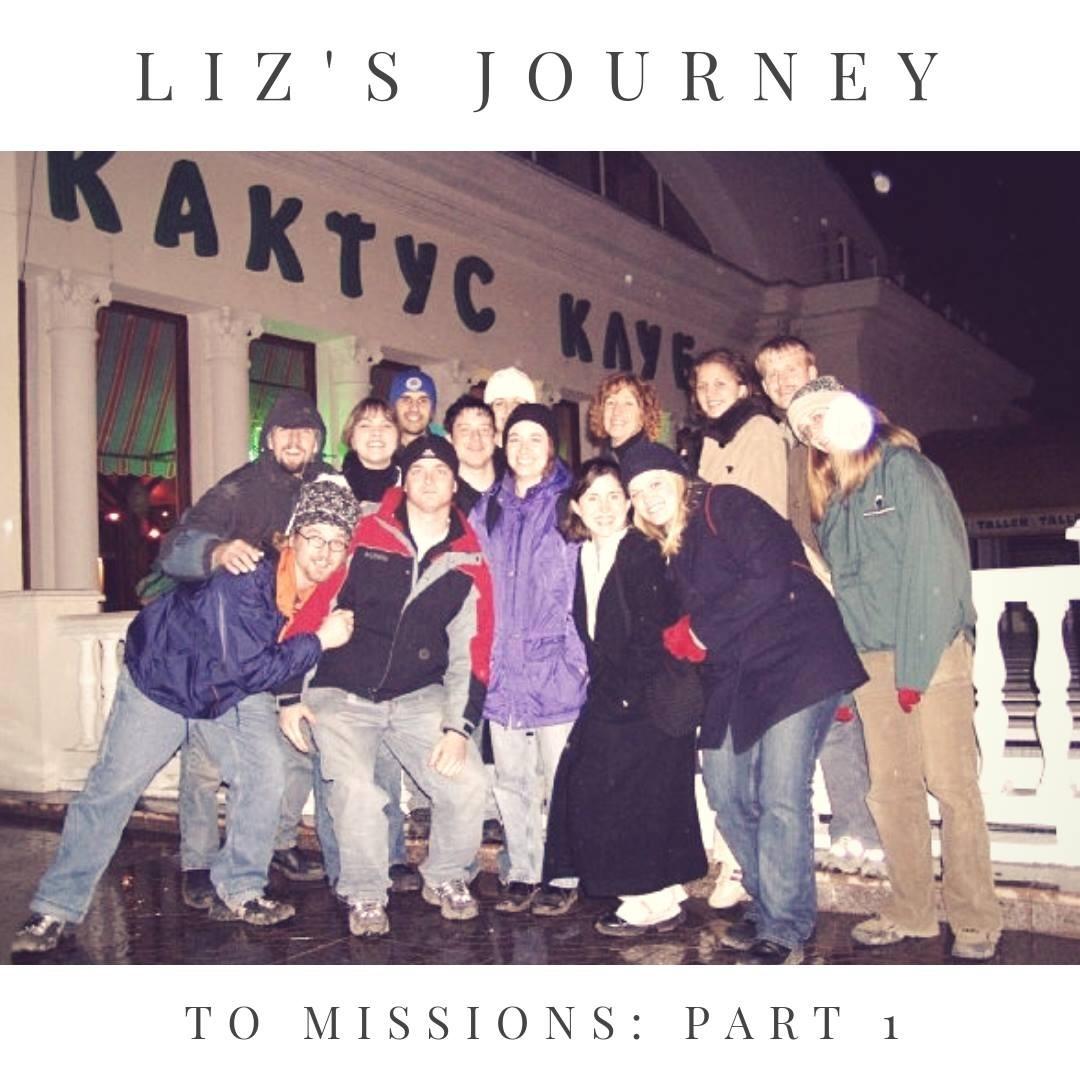 Liz's Journey to Missions Part 1: Season 1 Episode 10