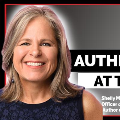 Ep. 178 Be Clear On Your Purpose || Shelly McNamara, Chief Equality & Inclusion Officer at P&G and Author of No Blanks, No Pauses